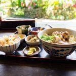 琉球古民家風の雰囲気が素敵  琉球茶房あしびうなぁ