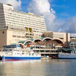 泊ふ頭旅客ターミナル「とまりん」那覇から離島巡りに行こう
