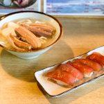 大東そばと大東寿司のセットが嬉しい 元祖大東ソバ