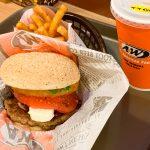 沖縄でしか食べることのできないハンバーガーチェーン店 A&W(エンダー)